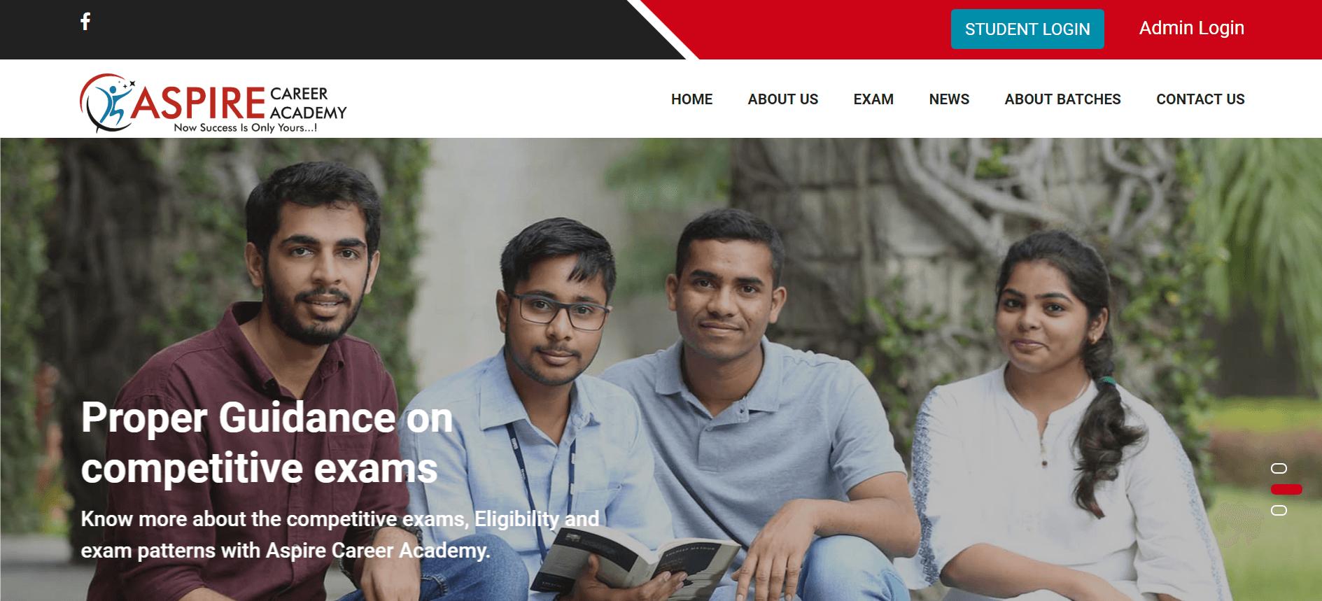 IIT-JEE Coaching Institutes in Kota [aspire career academy]