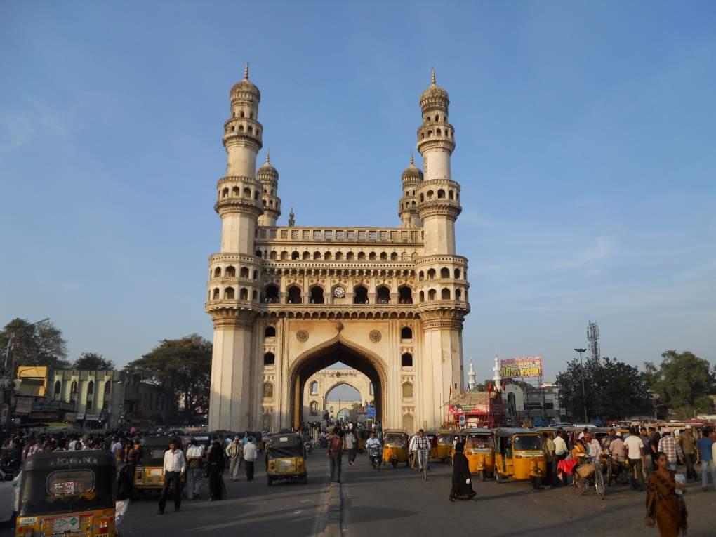 Best weather cities in India[hyderabad]