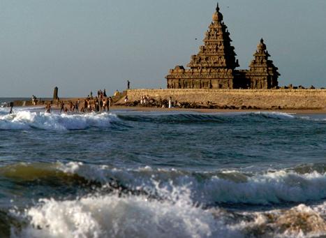 Mahabalipuram beach temple