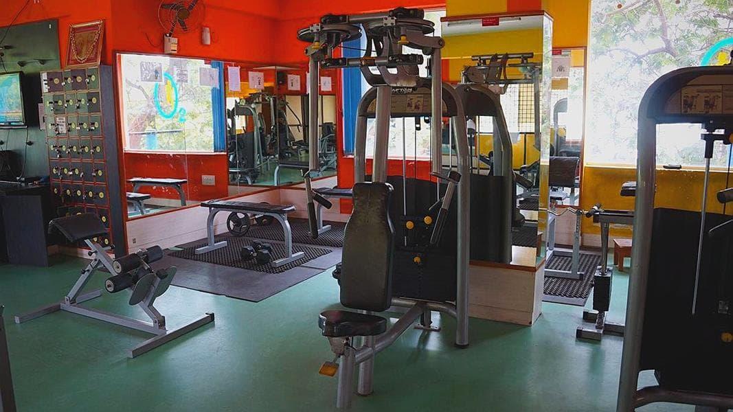 Gym O2 Fitness