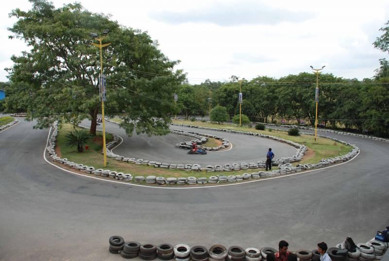 Go-Karting in Bangalore - Grips GoKarting