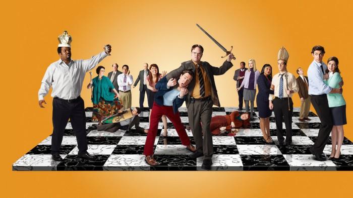 Netflix TV series[The office]