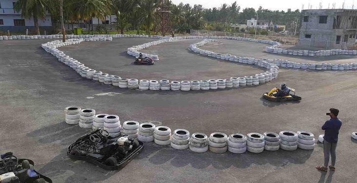 Go-Karting in Bangalore - Fun Stop