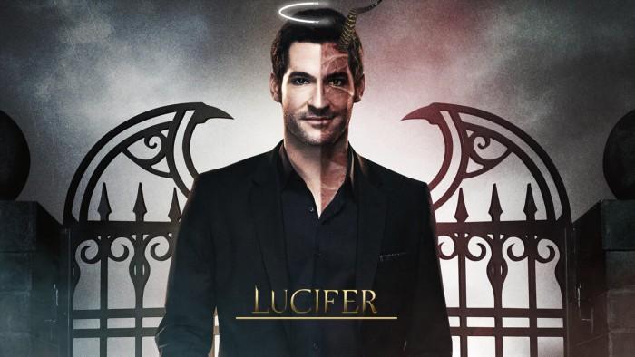 Netflix TV series[Lucifer]