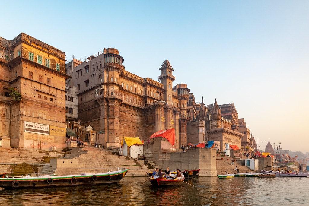 Varanasi Ganga Ghat
