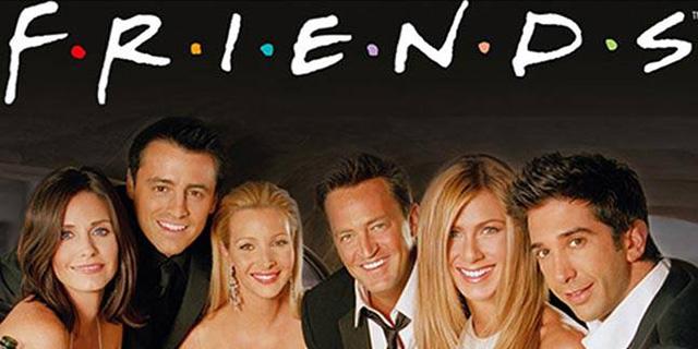 Netflix TV Series[Friends]