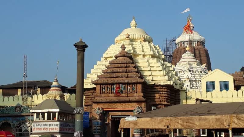 Jaganath Temple, Puri