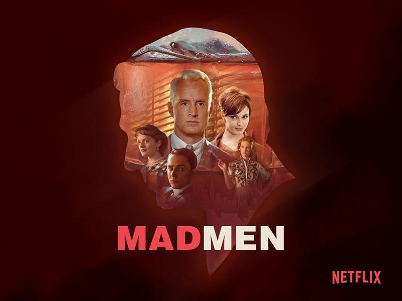 Netflix TV series[Mad man]