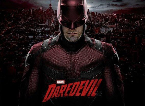 Netflix TV series[Marvel's Daredevil]