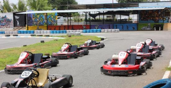 Go-Karting in Bangalore - Raceway Motorsports