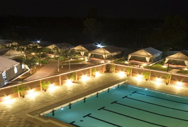 Olde Bangalore Resort