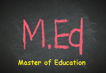 [Master of Education (M.ED)]