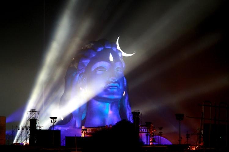 Best places to visit in Coimbatore - Adiyogi Shiva Statue