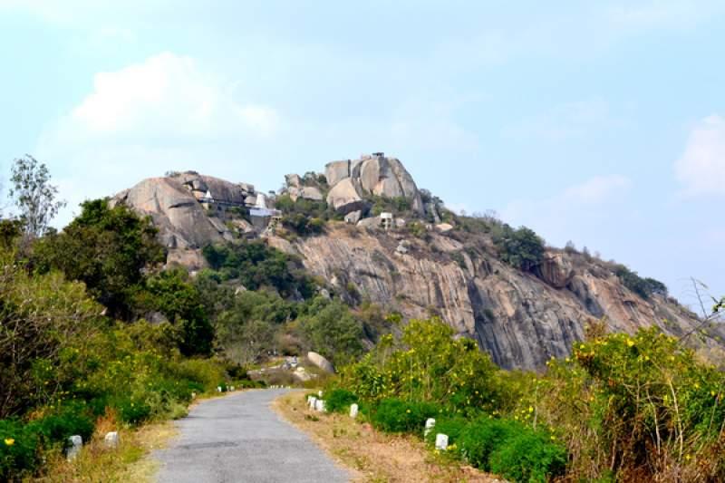 Devarayanadurga Hills