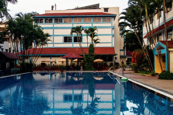 best resorts in bangalore[Ramanashree California Club Resort]
