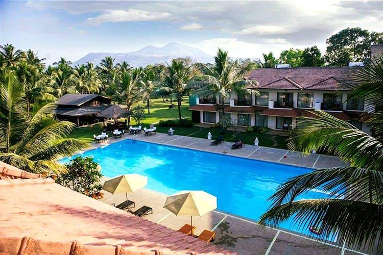 [U Tropicana Beach Resort