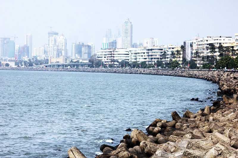 things to do in Mumbai[Marine Drive]