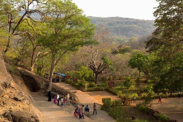 things to do in Mumbai[ Sanjay Gandhi National Park]