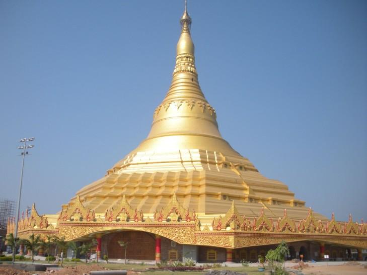 Things to do in Mumbai[pagoda temple]