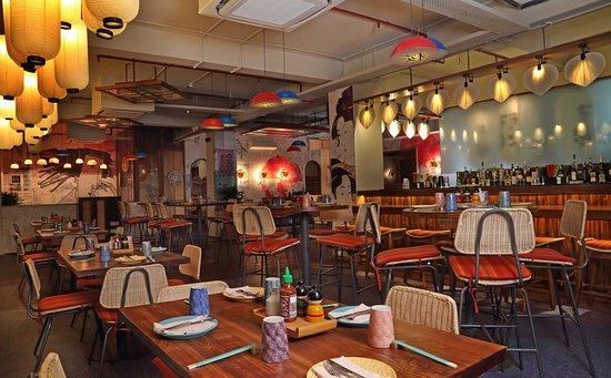 restaurants in indiranagar[the fatty bao]