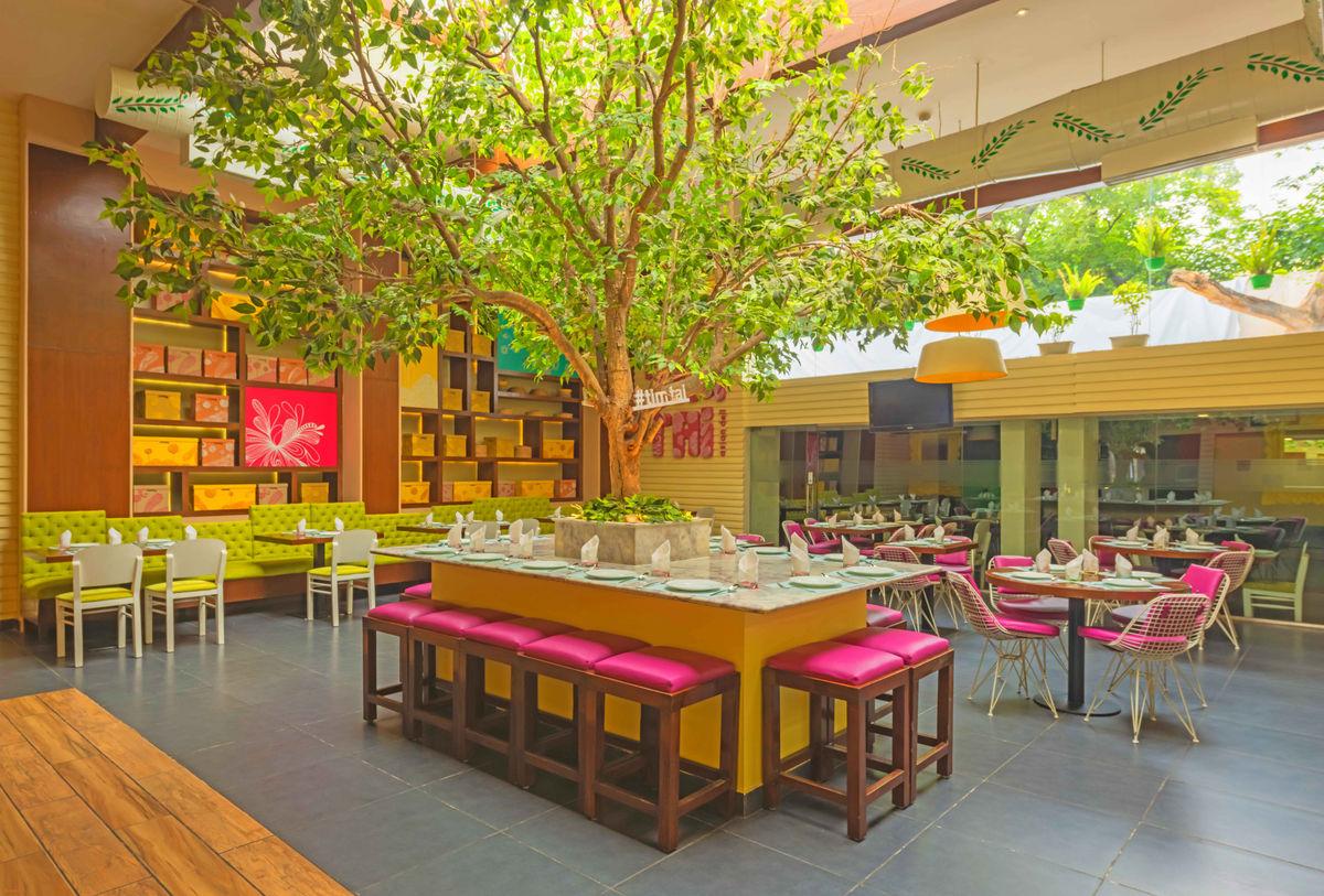 best restaurants in koramangala[Tim Tai]