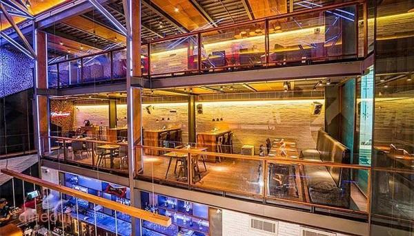 restaurants in indiranagar[Loft 38]