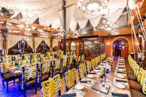 Best restaurants in Koramangala[The Black Pearl]