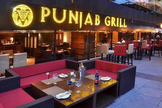 best restaurants in koramangala[Punjabi grill]