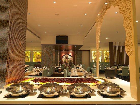 Best restaurants in koramangala[Sultans of Spice- Bluepetal Hotel]