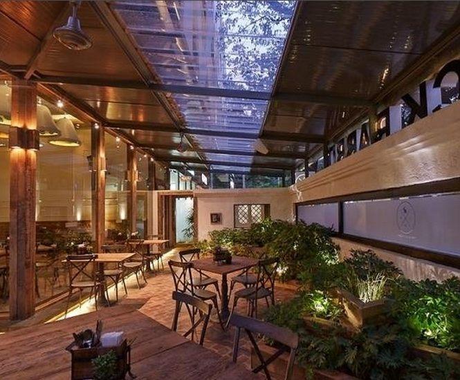 restaurants in indiranagar[The Black Rabbit]