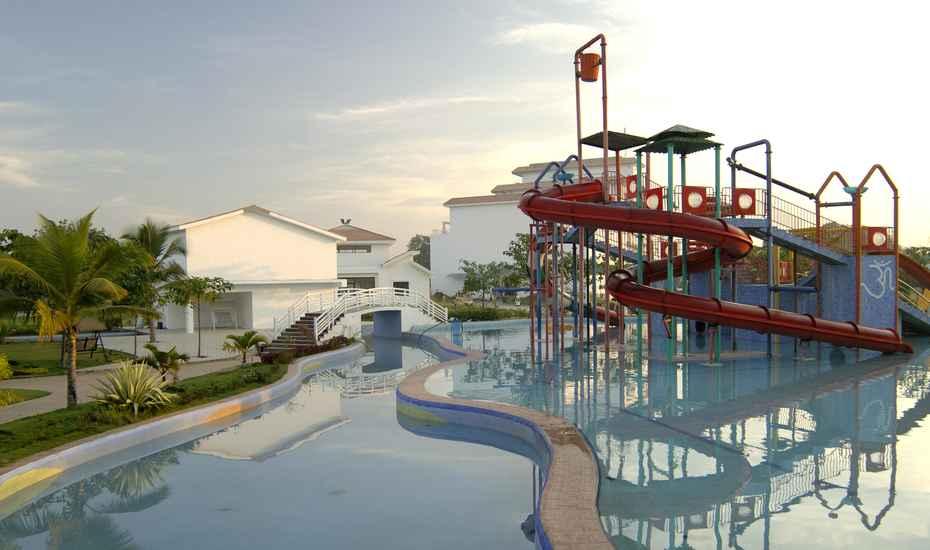 resorts in hyderabad[Lahari Resort]