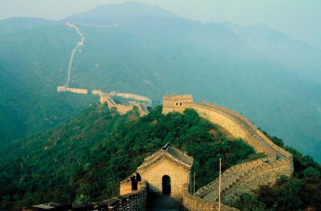 Bucket list ideas[Great Wall Of China]