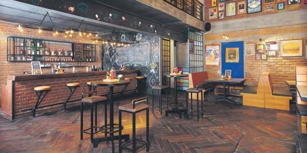 best breakfast places in bangalore[ monkey bar]
