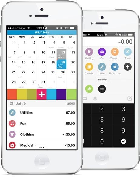 money management apps[Dollarbird]