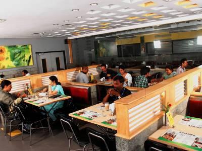 Best breakfast places in Bangalore[Konark Vegetarian Restaurant]