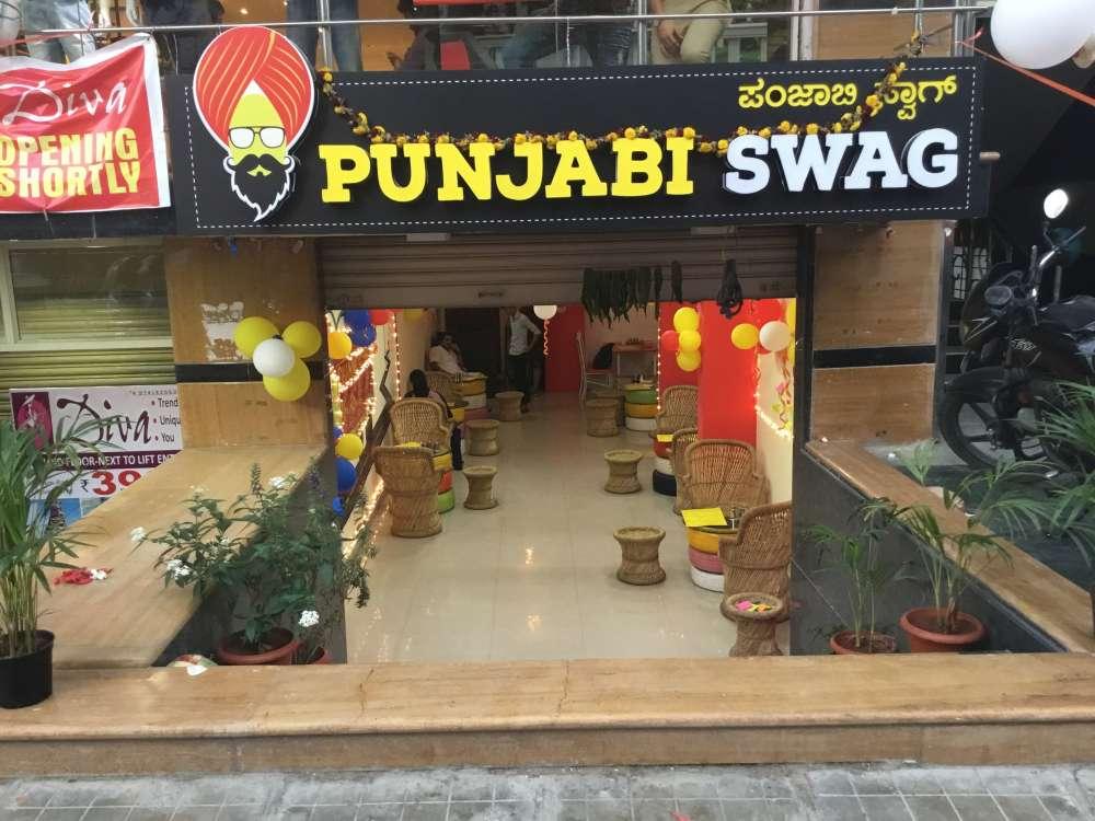 Best restaurants in BTM[Punjabi Swag]