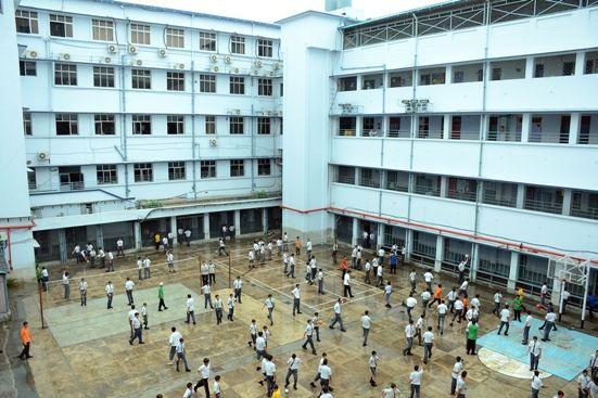 Top CBSE schools in India[Kolkata Birla High School]