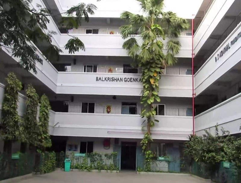 To cbse schools in India[1. Chennai's D.A.V Boys Sr. Secondary School]