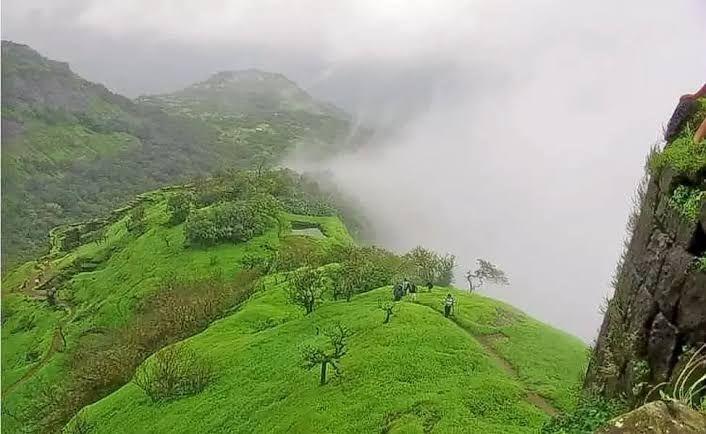 trekking places in Pune