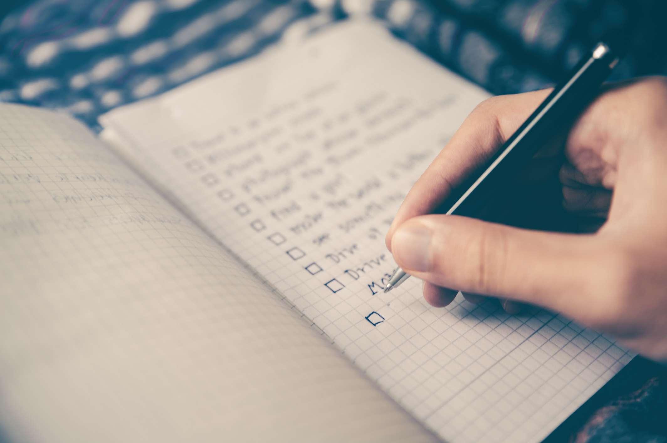checklist to find best hostel in Kota