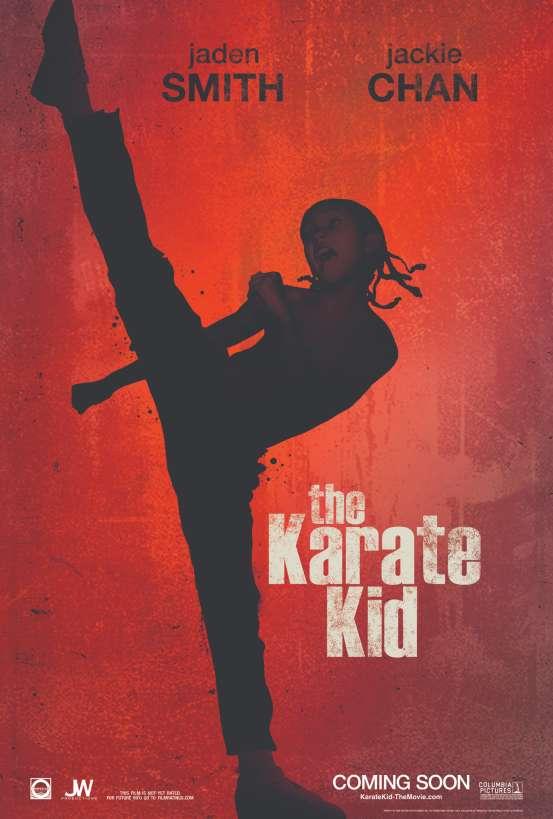 Best motivational movie[The Karate Kid]