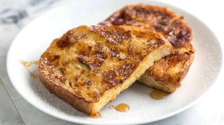 quarantine food [french toast]